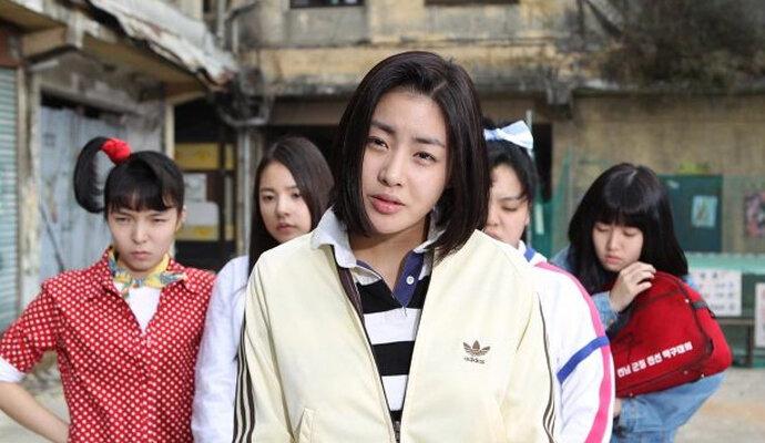 Reuni Kang So-ra dan Chun Woo He