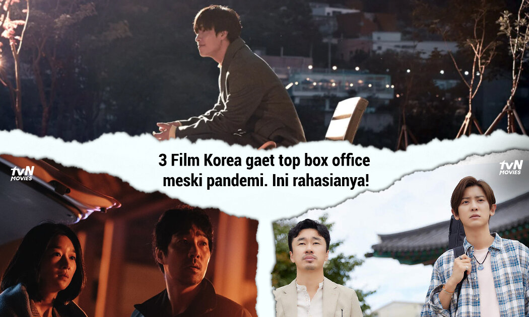 Ada Apa dengan Waiting for Rain, Top Box Office Korea di Masa Pandemi