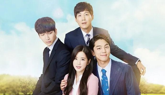 Serial drama Korea tentang cinta pada pandangan pertama