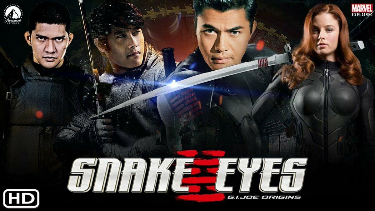 Snake Eyes G.I. Joe Origins