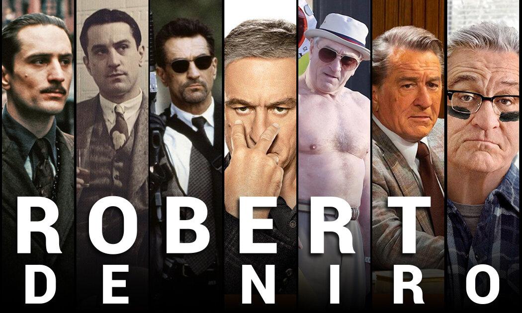 7 Film Robert De Niro Sepanjang Lebih dari 50 Tahun Berakting