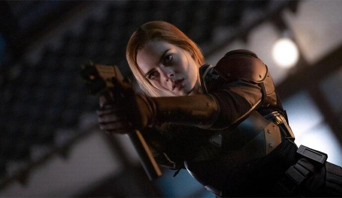 Scarlett salah satu karakter yang baru bergabung di G.I. Joe