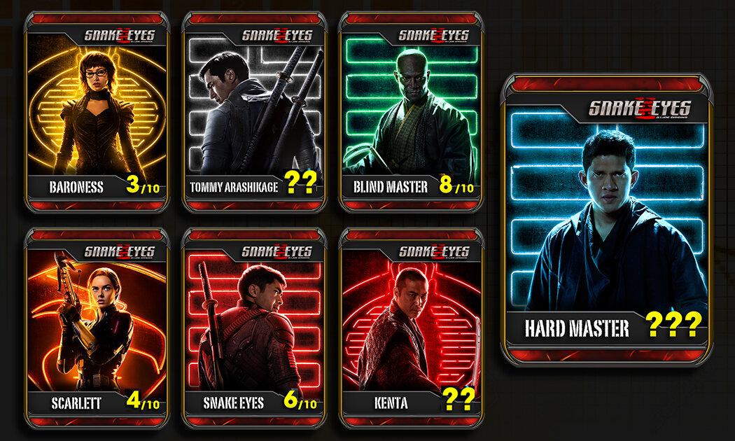 Rangking Karakter Snake Eyes Berdasarkan Skill Bertarung