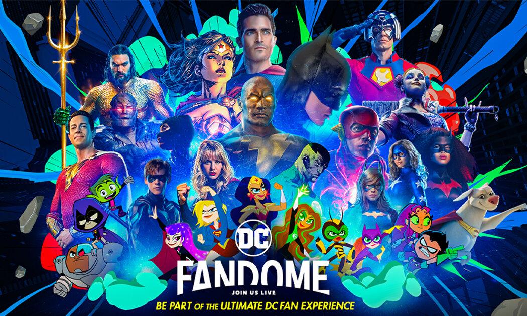 DC FanDome2021 Ungkap Justice League 2, The Flash danBanyakRahasia Besar Lain