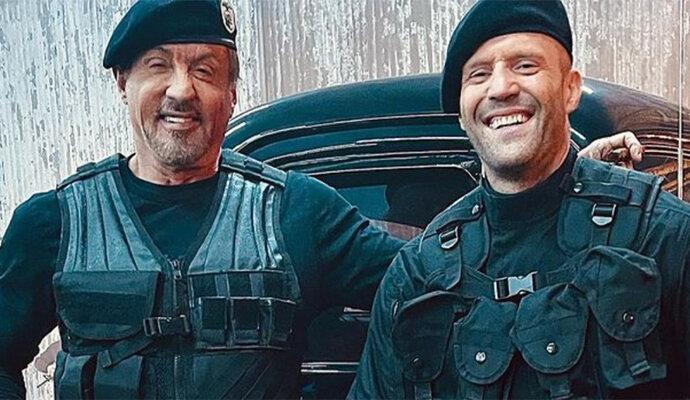 Siap kembali di The Expendables 4 bareng Stallone