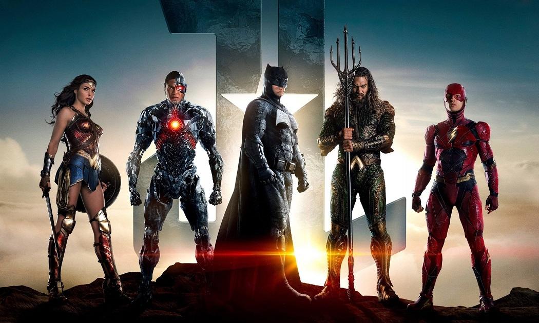DC《正義聯盟》五英雄到齊獨缺他?  XX沒來女友搶露臉